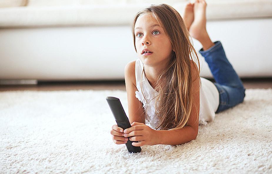 Czy dzieci powinny oglądać telewizję?