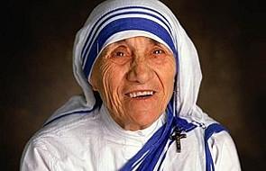 Matka Teresa - troskliwość początkiem świętości
