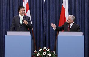 Polska popiera integralność terytorialną Gruzji