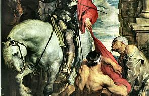 Św. Marcin z Tours - troska i radość daru