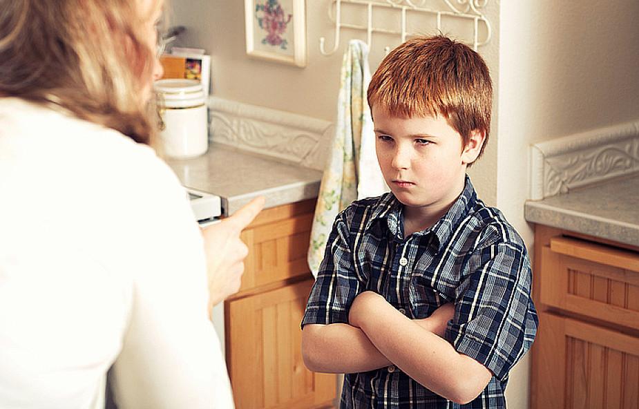 Jak karać dzieci bez przemocy?