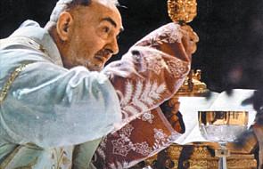 Ojciec Pio z Pietrelciny - zapach świętości