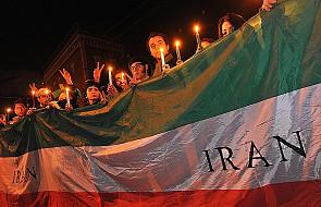 """""""Nie"""" wobec prześladowań irańskiej opozycji"""
