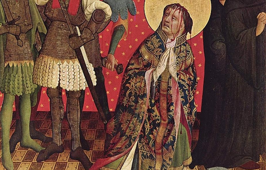 Św. Tomasz Becket – wolność chrześcijanina