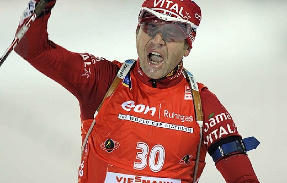Biathlon: Dziewięćdziesiąty triumf Bjoerndalena