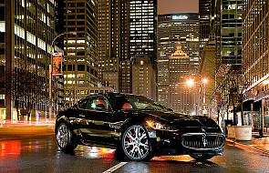 Zapowiedź salonu Maserati w Warszawie