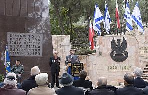 Marszałek Sejmu otworzył wystawę w Knesecie