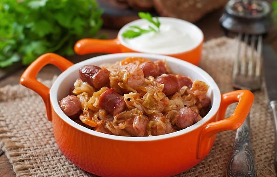 Bigos - ulubiona potrawa kuchni polskiej