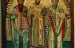 Grzegorz z Nazjanzu i Bazyli Wielki