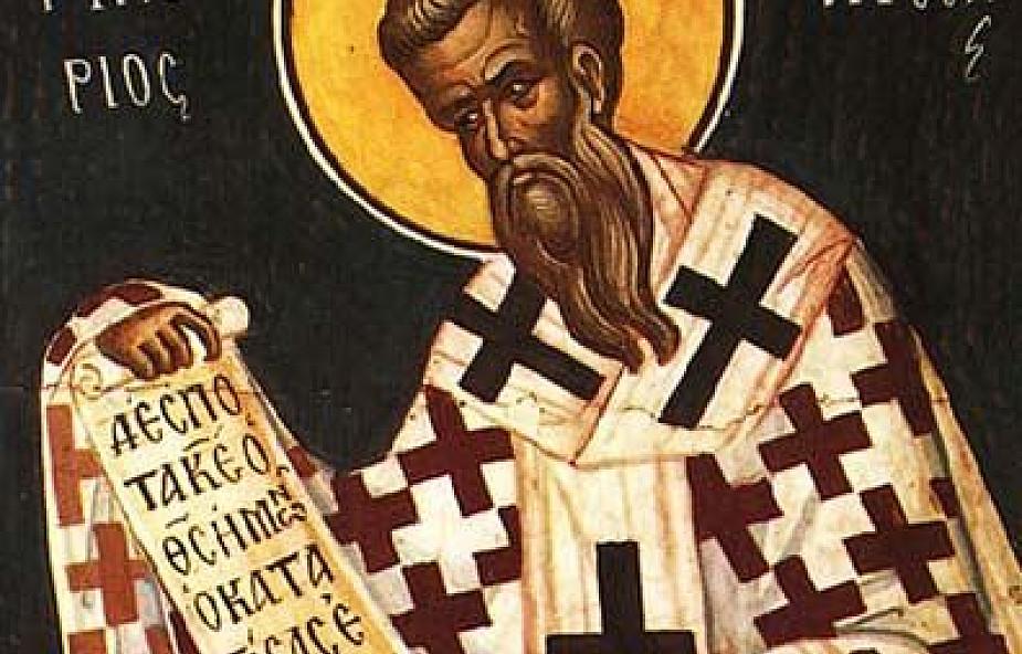 Św. Grzegorz z Nyssy – filar Kościoła