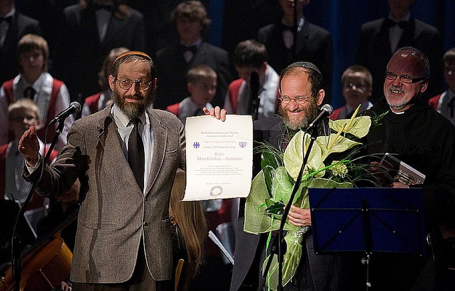 Rabin Alon Gottstein Człowiekiem Pojednania
