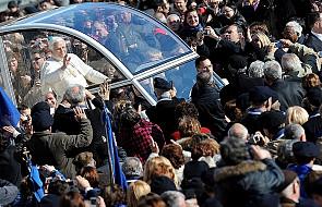 Benedykt XVI o znaczeniu włoskiej policji
