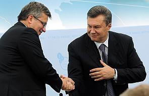 Polska chce się dzielić doświadczeniem z Ukrainą