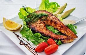 Ryba duszona z warzywami