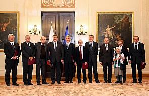 Mazowiecki i Wujec wśród doradców prezydenta