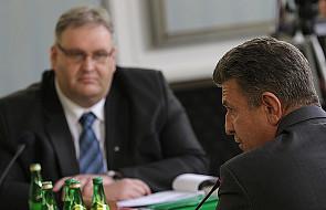 Kornatowski i Święczkowski - trwa konfrontacja