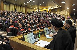 Synod Biskupów - końcowe propozycje