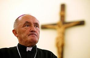 Abp Kazimierz Nycz mianowany kardynałem