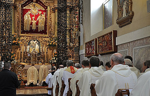Jezuici powierzyli się opiece św. Józefa w Kaliszu