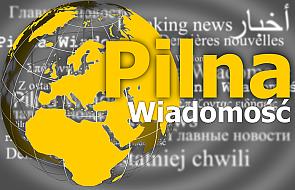 Kolejna w tym roku ofiara w polskim górnictwie