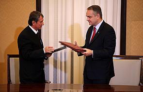 Polska i Rosja podpisały porozumienie gazowe