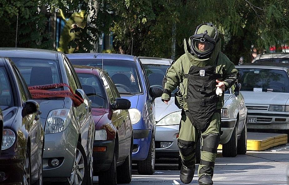 Przesyłka-bomba zaadresowana do Sarkozego