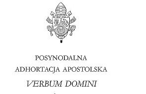 Adhortacja o Słowie Bożym – Verbum Domini