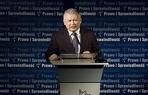 Kaczyński: zastanowić się nad niepodległością