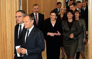 Większość Polaków krytycznie ocenia rząd Tuska