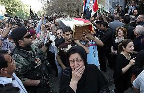 Irak: pogrzeb ofiar masakry chrześcijan