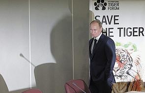 DiCaprio to wg. Putina prawdziwy mężczyzna