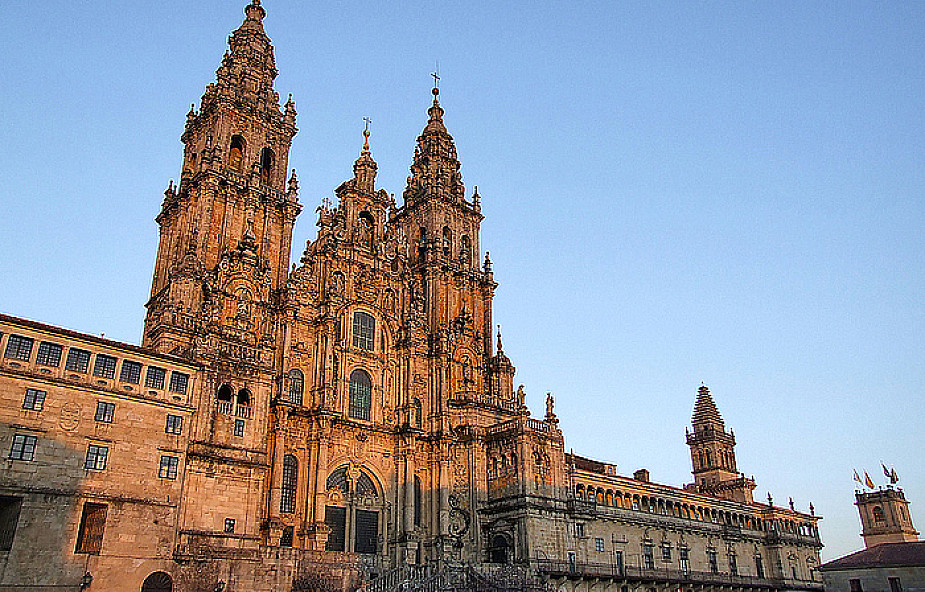 Santiago de Compostela – katedra św. Jakuba