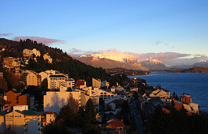 Patagonia. San Carlos de Bariloche. Bajka trwa!