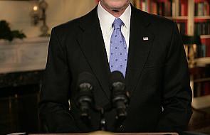 Bush przyznaje, że zgodził się na tortury