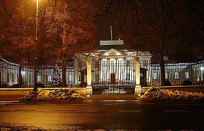 Opłatek dla rodzin ofiar odbył się w Belwederze