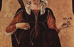 Św. Łucja - popularna patronka Szwedów