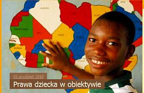 Prawa dziecka w obiektywie - kalendarz 2011