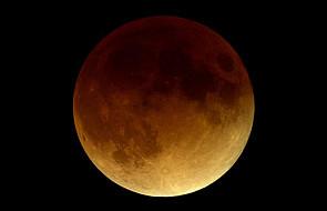 We wtorek całkowite zaćmienie Księżyca