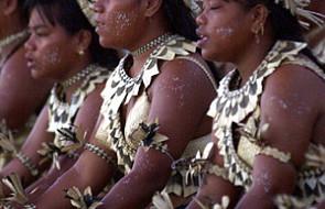 Kiribati jako pierwsze przywitało Nowy Rok