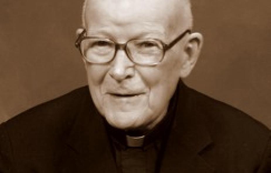 Zmarł twórca katolickiej org. homoseksualistów