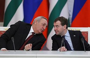 Saakaszwili to persona non grata