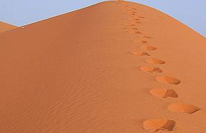 Pójdźcie sami osobno na miejsce pustynne