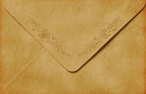 List wyrazem przyjaźni