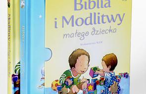 Biblia i Modlitwy małego dziecka