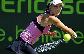 WTA Miami: Radwańska idzie jak burza