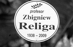 Msza św. w intencji profesora Zbigniewa Religi