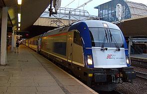 Rozkład jazdy pociągów podczas uroczystości