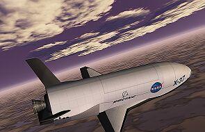USA: przed startem kosmicznego rakietoplanu