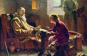 Święty Beda Czcigodny - wykształcony mnich
