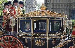 Królowa przedstawiła radykalny program rządu